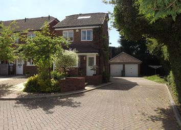 Thumbnail 3 bed detached house for sale in Dew Pond Close, Horsham