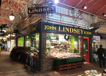 Thumbnail Retail premises to let in Covered Market, Oxford