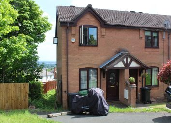 Thumbnail 2 bedroom end terrace house for sale in Lambert Fold, Dudley