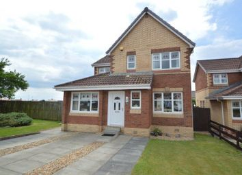 Thumbnail 4 bed detached house for sale in Murdoch Court, Saltcoats, North Ayrshire