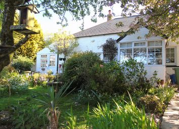 Thumbnail 3 bed detached bungalow for sale in Steppy Downs Road, St Erth, Hayle, Cornwall.