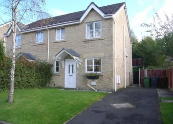 Thumbnail 3 bed semi-detached house to rent in Wood Clough Platts, Brierfield, Nelson