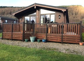 Thumbnail 2 bed mobile/park home for sale in Aberfeldy