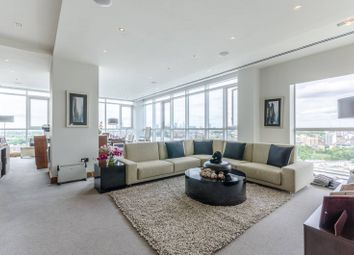 Thumbnail 4 bed flat for sale in Belgrave Court, Canary Wharf