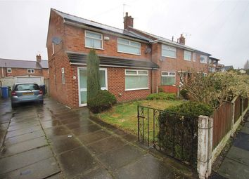 Thumbnail 3 bed end terrace house for sale in Fearnhead Cross, Insall Road, Padgate, Warrington