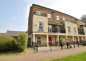 Thumbnail 4 bedroom end terrace house for sale in Eleanor Walk, Greenhithe, Kent