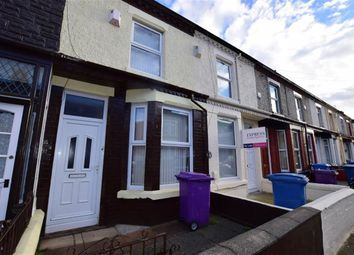 Thumbnail 2 bed terraced house for sale in Waltham Road, Anfield, Liverpool