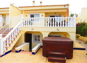Thumbnail 3 bed semi-detached house for sale in Calle Mulhacen, Costa Blanca South, Costa Blanca, Valencia, Spain