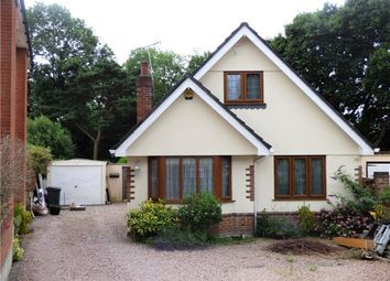 Thumbnail 4 bed detached bungalow for sale in Cedar Avenue, Northbourne, Bournemouth