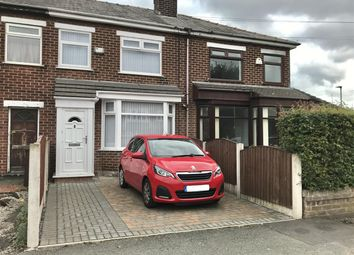 Thumbnail 2 bed terraced house for sale in St. Marys Road, Moston, Manchester