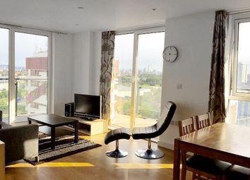 Thumbnail 2 bed flat to rent in 1 Ward Road, Stratford, London