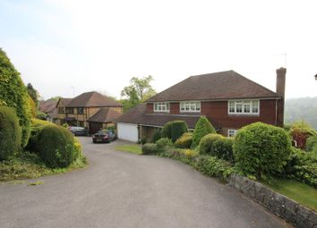 Thumbnail 5 bed detached house for sale in Highwoods, Caterham