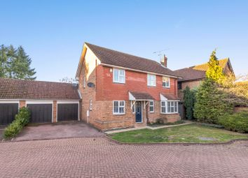 Thumbnail 4 bedroom detached house to rent in Wilson Drive, Ottershaw, Chertsey
