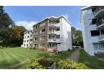 Thumbnail 2 bed flat for sale in 16 Lindsay Road, Poole