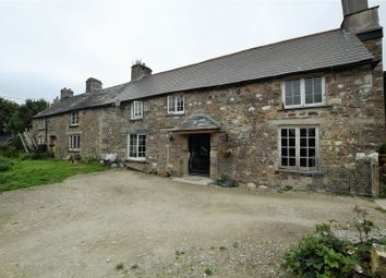 Thumbnail 5 bed detached house for sale in Linkinhorne, Callington