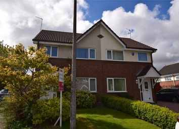 Thumbnail 3 bed semi-detached house to rent in Whiteside Close, Upton, Wirral