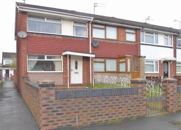 Thumbnail 3 bed town house for sale in Sheila Walk, Fazakerley, Liverpool