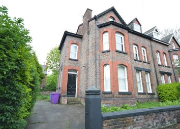 Thumbnail 2 bed flat for sale in Croxteth Grove, Sefton Park, Liverpool