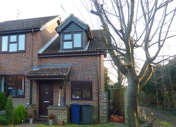 Thumbnail 1 bed end terrace house to rent in Old Barn View, Godalming