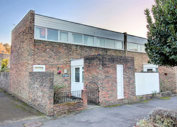 Thumbnail 3 bed end terrace house for sale in Charleston Court, Forestfield, Crawley