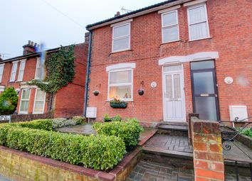 Thumbnail 2 bedroom semi-detached house for sale in Bramford Road, Ipswich