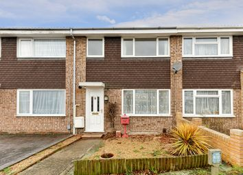 Thumbnail 3 bed terraced house for sale in Thackeray Close, Royston