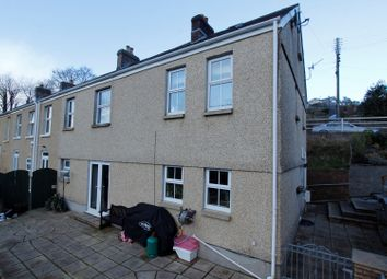 Thumbnail 4 bed end terrace house for sale in Brynaeron, Dunvant
