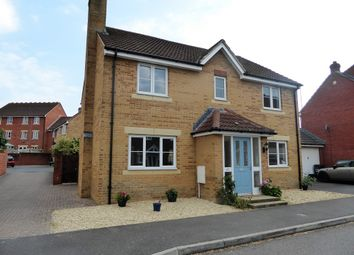 Thumbnail 4 bedroom detached house for sale in Merevale Way, Yeovil