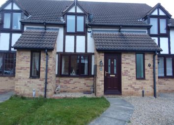 Thumbnail 2 bed terraced house for sale in Bebdon Court, Blyth