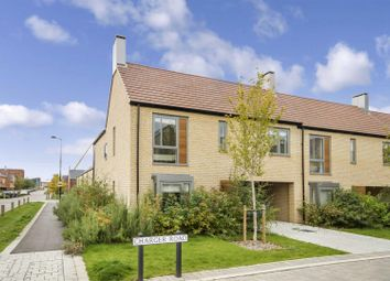 Thumbnail 3 bedroom end terrace house for sale in Charger Road, Trumpington, Cambridge