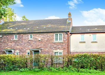 Thumbnail 3 bed terraced house for sale in Wicken Close, St Mellons, Cardiff
