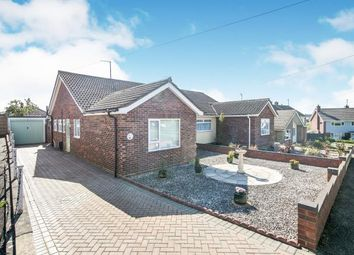 Thumbnail 3 bed bungalow for sale in Deben Drive, Sudbury