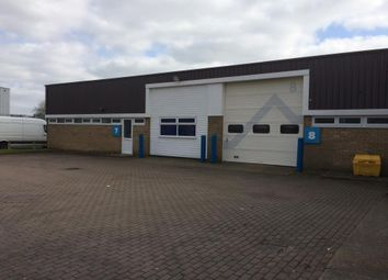 Thumbnail Industrial to let in Millbrook Close, Northampton