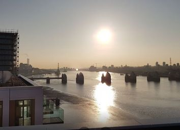 Thumbnail 2 bed flat for sale in North Woolwich Road, London