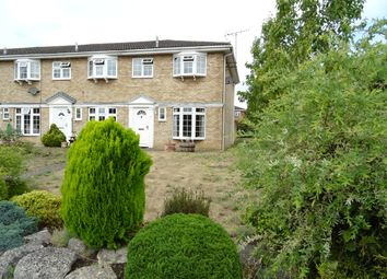 Thumbnail 3 bed end terrace house for sale in Regency Drive, West Byfleet