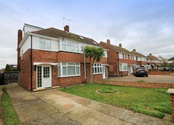 Thumbnail 4 bed semi-detached house for sale in Dane Road, Ashford, Surrey
