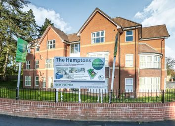 Thumbnail 2 bedroom flat for sale in Hermitage Road, Solihull