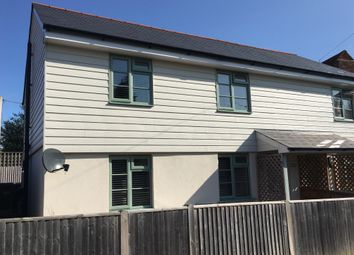 Thumbnail 3 bed semi-detached house to rent in Parbrook, Billingshurst