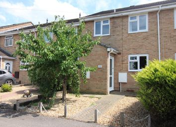 Thumbnail 3 bed end terrace house to rent in March Close, Andover