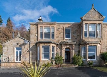 Thumbnail 5 bed semi-detached house for sale in Abercromby Drive, Bridge Of Allan, Stirling, Scotland