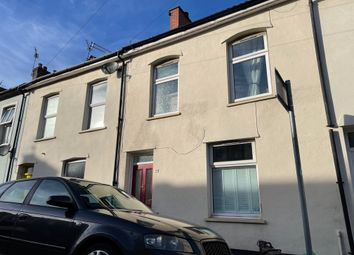 Thumbnail Terraced house to rent in Comet Street, Cardiff