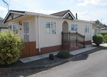 Thumbnail 2 bed mobile/park home for sale in Willowbrook Park (Ref 5965), Sandycroft, Deeside, Flintshire, Wales
