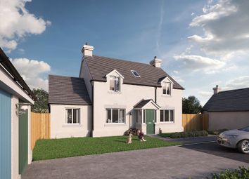 Thumbnail 4 bed detached house for sale in Plot No 9, Triplestone Close, Herbrandston, Milford Haven