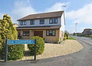 Thumbnail 3 bed semi-detached house for sale in The Tulworths, Gloucester