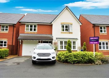 4 bed detached house for sale in Solway Court, Wrexham LL11