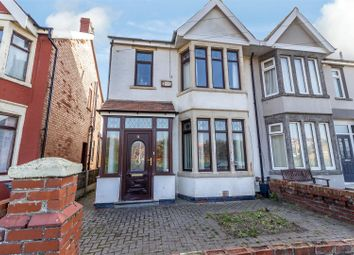 Thumbnail 3 bed property for sale in Ventnor Road, Blackpool