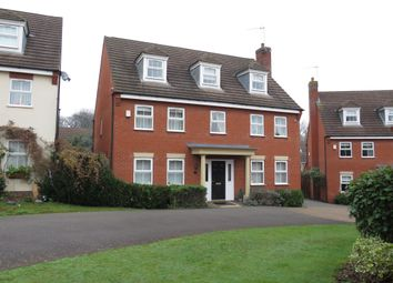 Thumbnail 5 bed detached house for sale in Guinea Crescent, Westwood Heath, Coventry