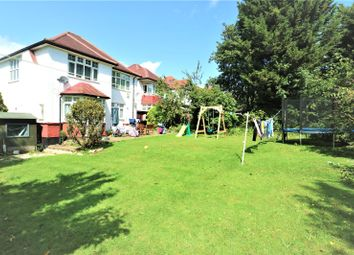 Thumbnail 4 bed detached house to rent in Corringham Road, Wembley