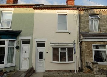 Thumbnail 2 bed terraced house to rent in Percival Street, Worksop, Nottinghamshire