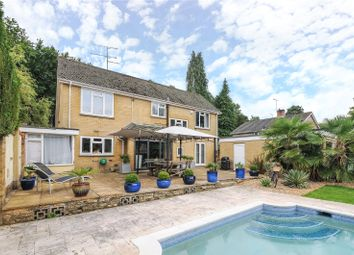 Thumbnail 4 bed detached house to rent in Old Bisley Road, Frimley, Camberley, Surrey